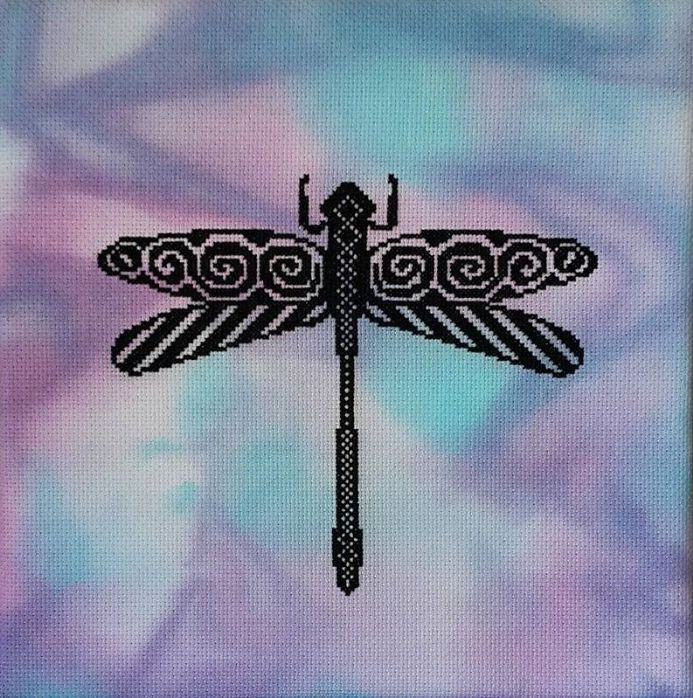 Tribal Dragonfly